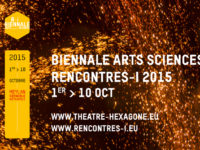 Biennale Arts Sciences, Rencontres